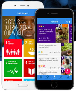sustainable development goals app